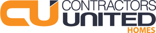 Contractors United New Homes logo
