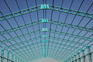 Steel frame supply and install